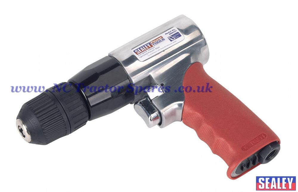 10mm Reversible Air Drill with Keyless Chuck
